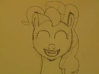 NATG Day 6: Pony Smiling by anime-underdog