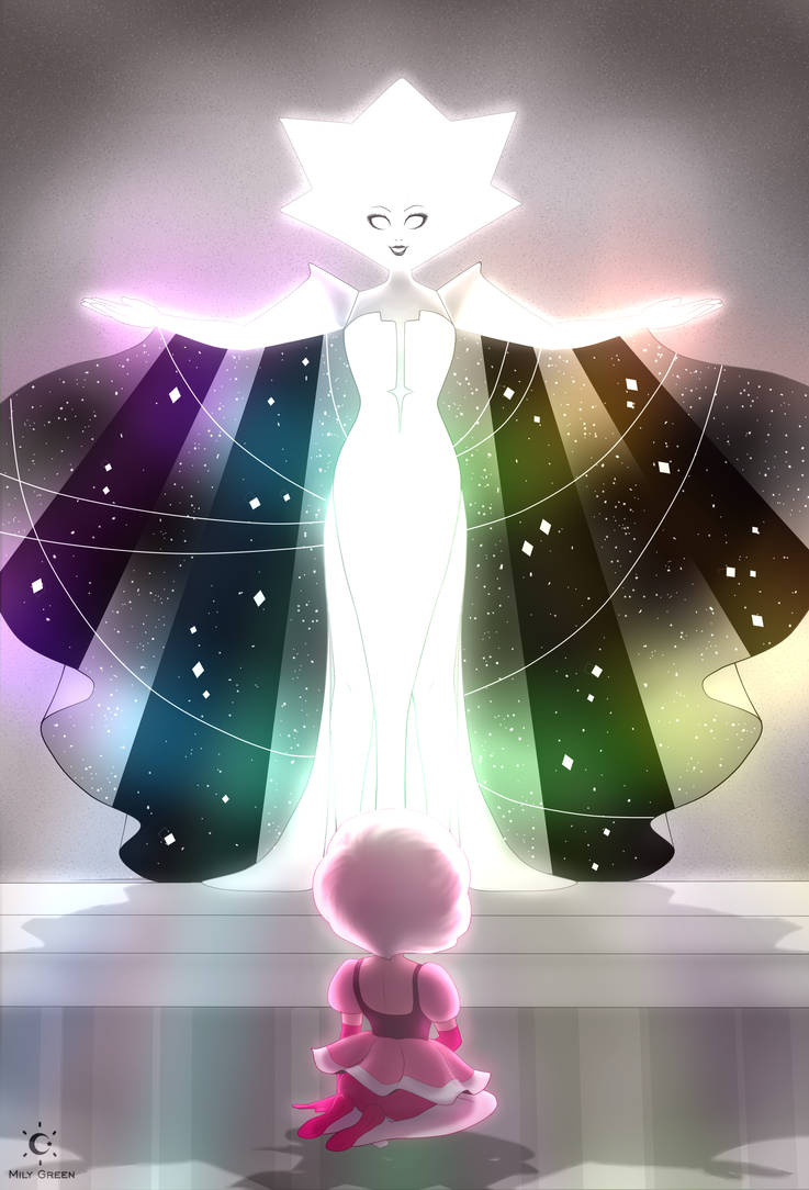The diva white diamond 💎