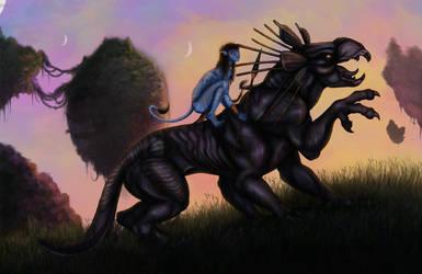 Palulukan Queen by pookyhorse