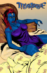 Mystique by Narcisticthinker