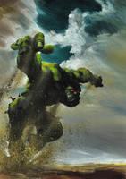 hulk by DanielGrzeszkiewicz