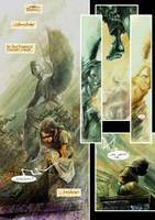 first page of my new comic by DanielGrzeszkiewicz