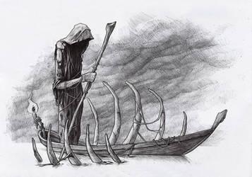 boatman's call by DanielGrzeszkiewicz