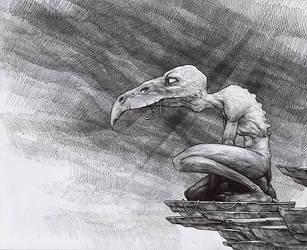 Lord of the Birds by DanielGrzeszkiewicz