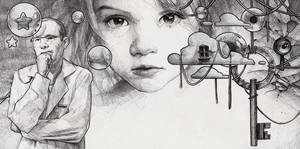 dream a little dream by DanielGrzeszkiewicz