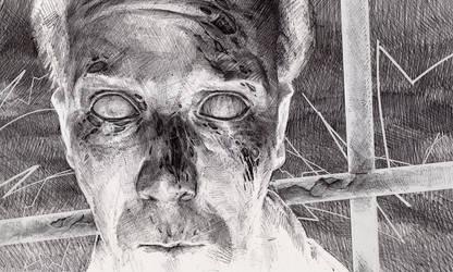 dead man by DanielGrzeszkiewicz