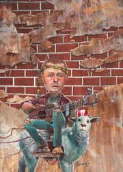 Lone Rider by DanielGrzeszkiewicz
