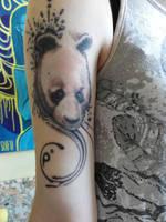 panda by DanielGrzeszkiewicz