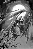 bat nun by DanielGrzeszkiewicz