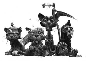 apoCATlypse by DanielGrzeszkiewicz