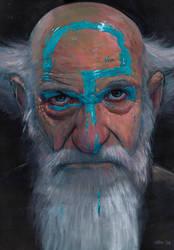 old man 2 by DanielGrzeszkiewicz