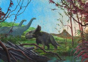 jurassic world by DanielGrzeszkiewicz