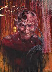 Freddy Krueger by DanielGrzeszkiewicz