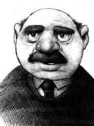 man by DanielGrzeszkiewicz
