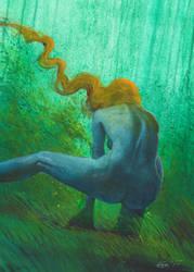 Mystique by DanielGrzeszkiewicz