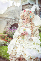 Rococo Princess by MrsGnob