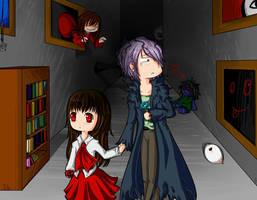 Ib : Be careful by Yumi-nou