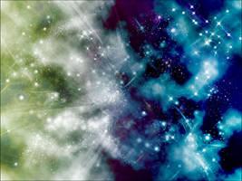 Deep space by Moondustdreams