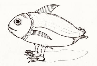 Fishduck by jaimeiniesta