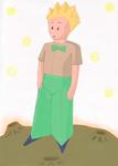 The Little Prince by jaimeiniesta