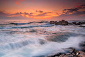 Galician sunset VI by MarcosRodriguez