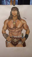 Conan by MilaNympha