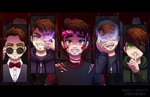 [+Speedpaint] F A M I L Y by padfootlet