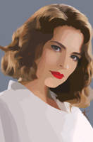 Agent Carter by Darrixhuntress