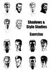 Shadows and Style Studies Exercise by Smnt2000