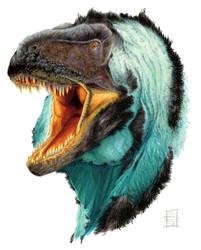 Horner's Frightful Lizard by Smnt2000