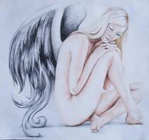 Fallen Angel by Amy-Wood