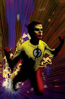 Kid Flash by jscott30