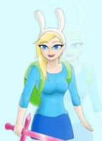 Fionna by a-planning-duo