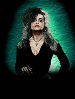 Bellatrix Lestrange by gewissenskind