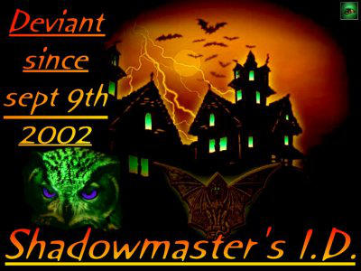 shadowmaster's Profile Picture