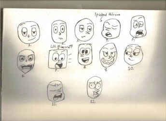 Faces by JimAboo