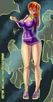 Daphne Blake. by CrazyDraftsman