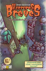 Horrores Breves Cover by DarkNova666