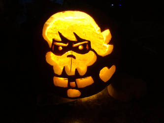 Lewis Pumpkin by Friendlyfoxpal