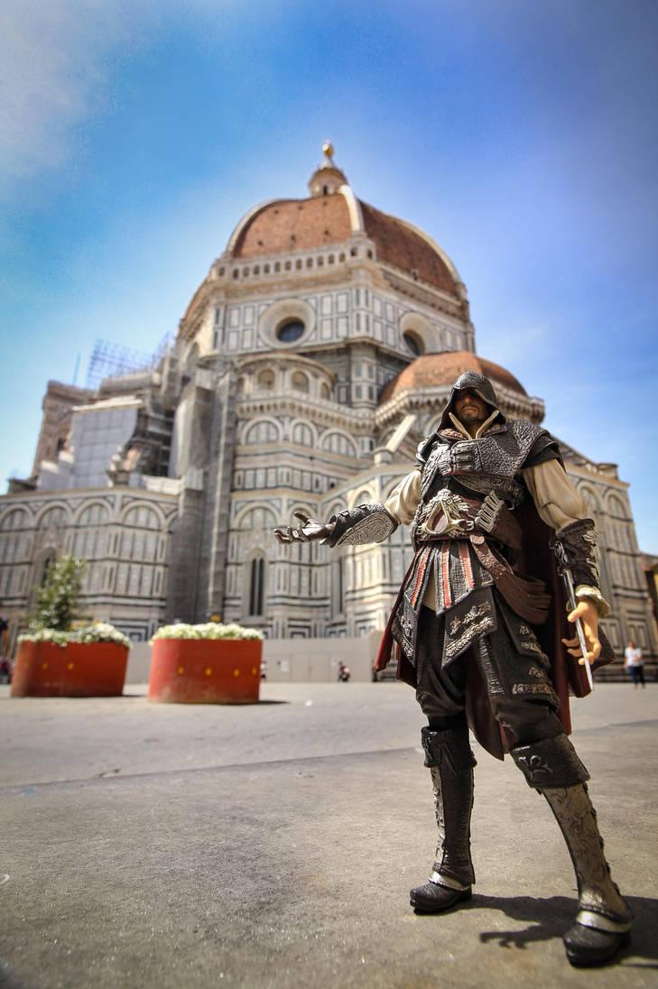 Ezio Auditore da Firenze by tiger-kat