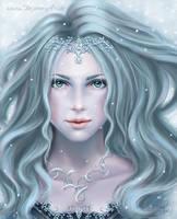iceprincess by TatjanaArt