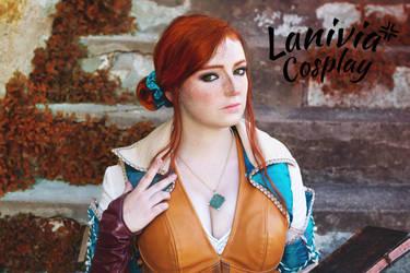 Triss Merigold by Lanivia