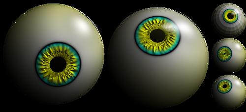 Oeil62 by Graindolium