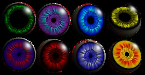 Iris Texture5 by Graindolium