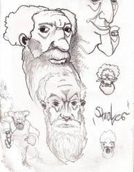 Sokrates by Shustar