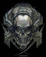 Megadeth mascot 02 by VelKain