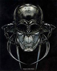 Megadeth mascot 03 by VelKain