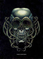 Megadeth mascot 05 by VelKain