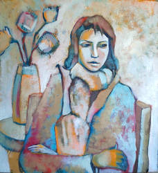Masha Ponomareva by VartanAkopyan