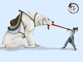Naga, drop it! by TabsMD